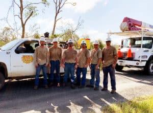 Natchez Trace crew