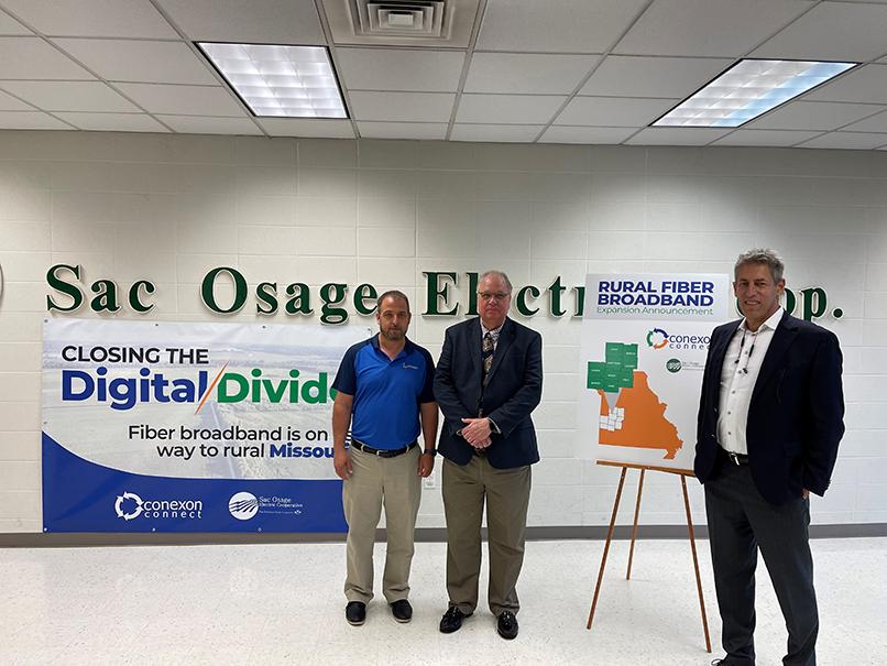 Jim Davis, General Manager of Sac Osage Electric Cooperative